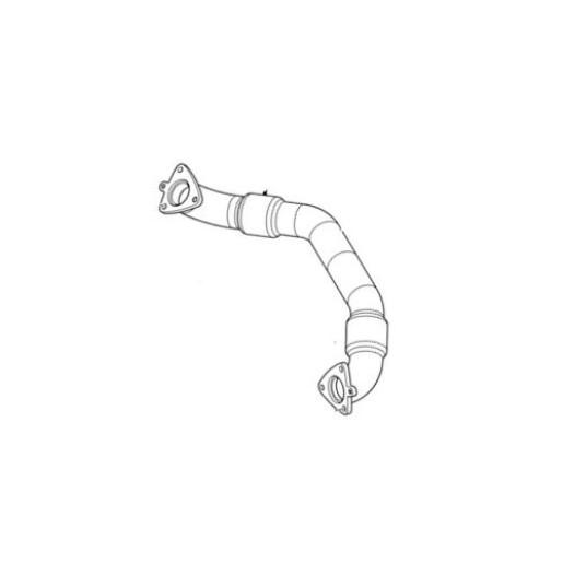 Conducta flexibila galerie evacuare motor 2.7TDV6 Discovery Range Rover Sport 1357035