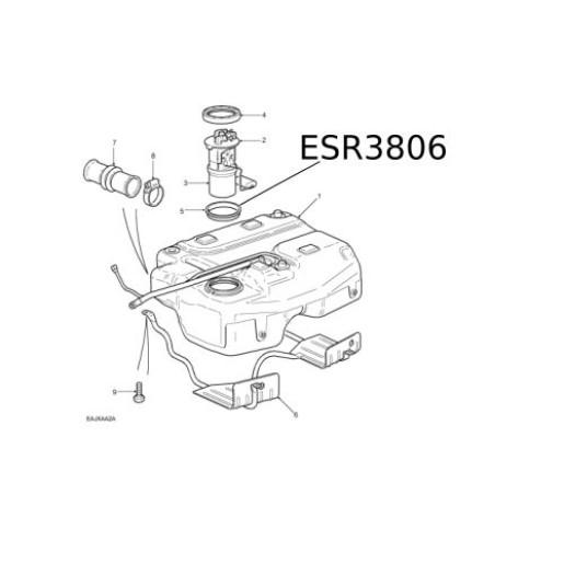 Garnitura pompa combustibil Defender Discovery Range Rover ESR3806 WGQ500020