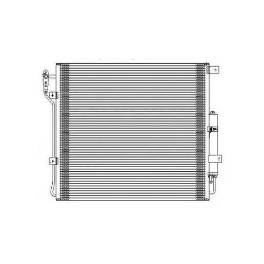 Condensator Aer Conditionat Range Rover Sport TD8 3.6 diesel LR018405