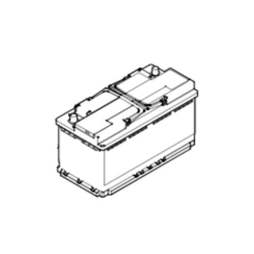 Baterie auto acumulator 850 amp LR Discovery 4 si 5 Range Rover Sport si Velar LR094642