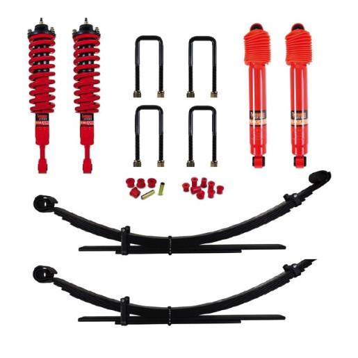 Kit suspensie Toyota Hilux Vigo inaltare 4 cm Pedders