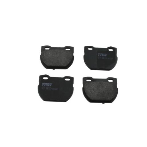 Placute frana spate LR Defender 110  SFP000280