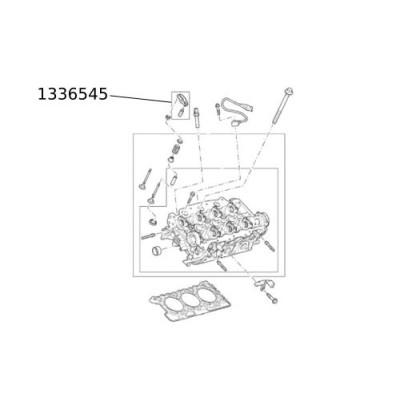 Kit culbutor si tachet Discovery Range Rover 1336545