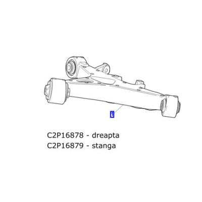 Bascula inferioara suspensie spate dreapta Jaguar S-Type XK C2P16878