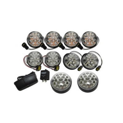 Kit lampi LED LR Seria 2 si 3 LR Defender DA1291