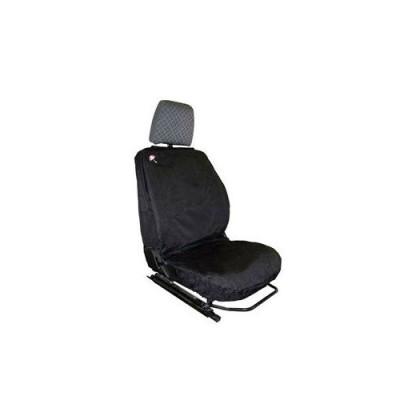Huse scaune Defender cu 3 scaune fata  DA2815BLACK