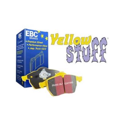 Placute frana fata heavy duty EBC Yellow LR DIscovery 4 Range Rover L405 si Sport DA4844