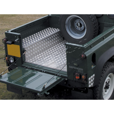 Aparatori heavy duty bena Pick-Up Defender Britpart DA2070