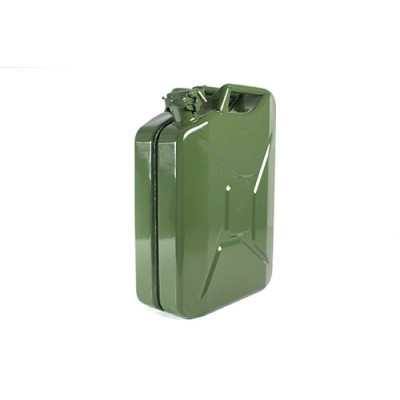 Canistra 20 litri culoare verde GE020G