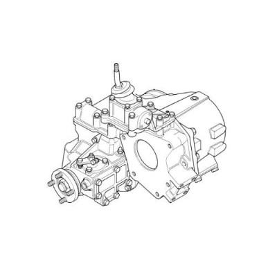 Cutie transfer reconditionata LR Defender de la 2007 IAB500290E LR052756