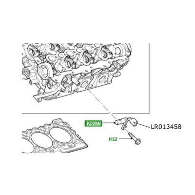 Senzor pozitie ax came motor 3000cc diesel LR Discovery 4 si 5 Range Rover L405 Sport si Velar LR013458