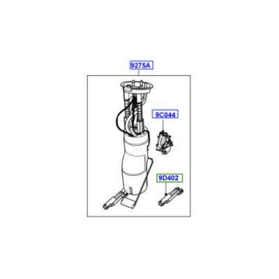 Pompa benzina in rezervor Range Rover L322 4400cc V8 LR014301