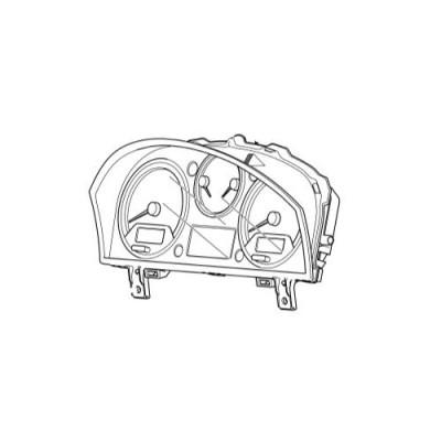 Panou instrumente bord Range Rover Sport LR018484