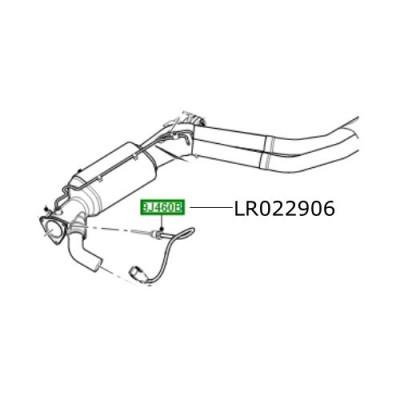 Senzor temperatura esapament Range Rover L322 L405 si Sport LR022906