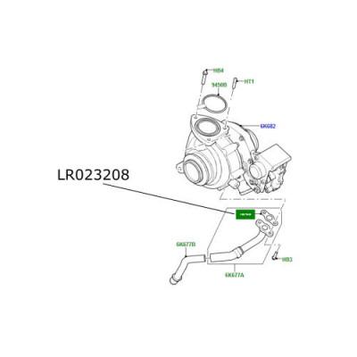 Garnitura turbina motor 2200cc diesel LR Freelander 2 RR Evoque Discovery Sport LR023208