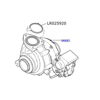 Garnitura turbina motor 2200cc diesel LR Freelander 2 Discovery Sport Range Rover Evoque LR025920