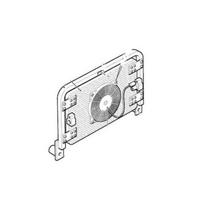 Condensator Aer Conditionat Defender TD5 si 2.4 Puma JRB000051 LR025985