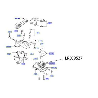 Tampon motor Freelander 2 Range Rover Evoque LR039527