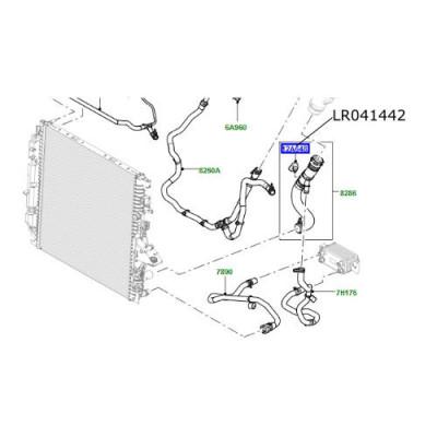 Senzor temperatura apa LR Discovery 4 Range Rover Sport si Evoque LR041442