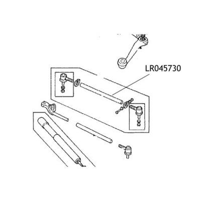 Bara directie Land Rover Defender LR045730