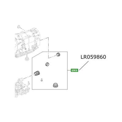 Kit buson baie ulei cutie automata Range Rover L405 si Sport LR059860
