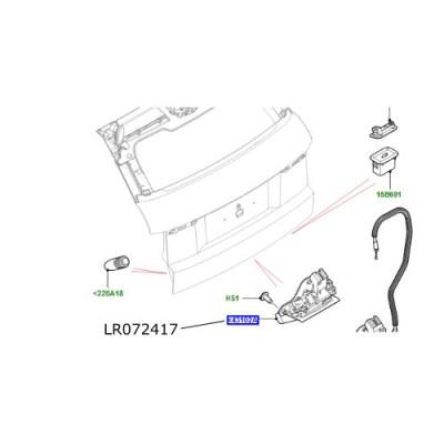 Broasca hayon Range Rover Evoque LR072417