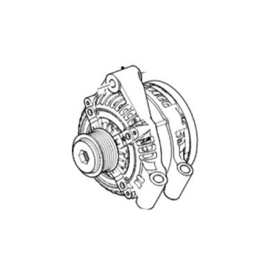 Alternator motor 3000 V6 diesel LR Discovery 5 Range Rover L405 si Sport LR076696