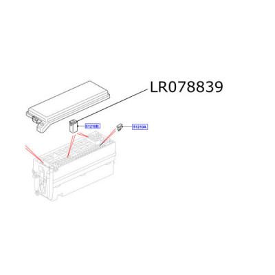 Siguranta 60 amperi galbena Discovery 4 LR078839