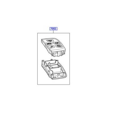 Carcasa telecomanda LR Discovery 4 Freelander 2 LR078922