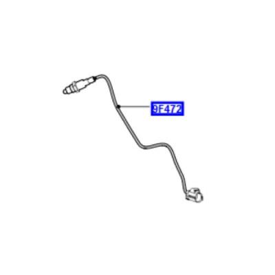 Senzor oxigen esapament 2000cc diesel Discovery Sport Range Rover Evoque LR110465