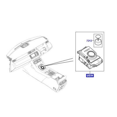 Ansamblu selector cutie automata Discovery Sport RR Evoque LR068891