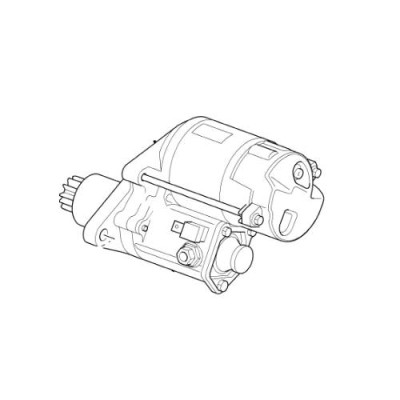 Electromotor Freelander 1 TD4 NAD101500