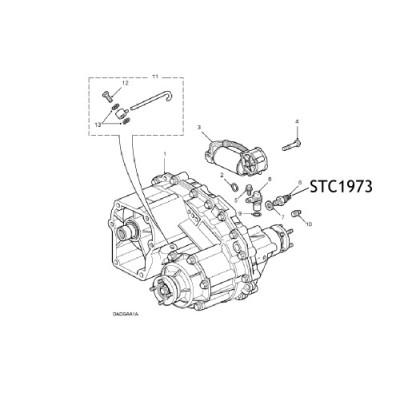 Senzor temperatura cutie transfer STC1973 Land Rover Range Rover