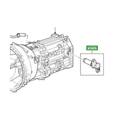 Senzor turatie cutie viteze manuala LR Discovery 3 si 4 TXM500020