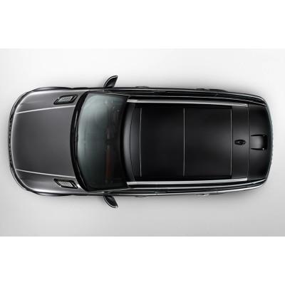 Bare longitudinale plafon argintii Range Rover Sport de la 2014 VPLWR0103