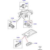 Bec interior YXN500010 Land Rover DiscoveryFreelander Range Rover