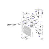 Furtun termostat Range Rover LR008237