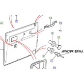 Surub tapiterie Land Rover Defender MWC9918PMA
