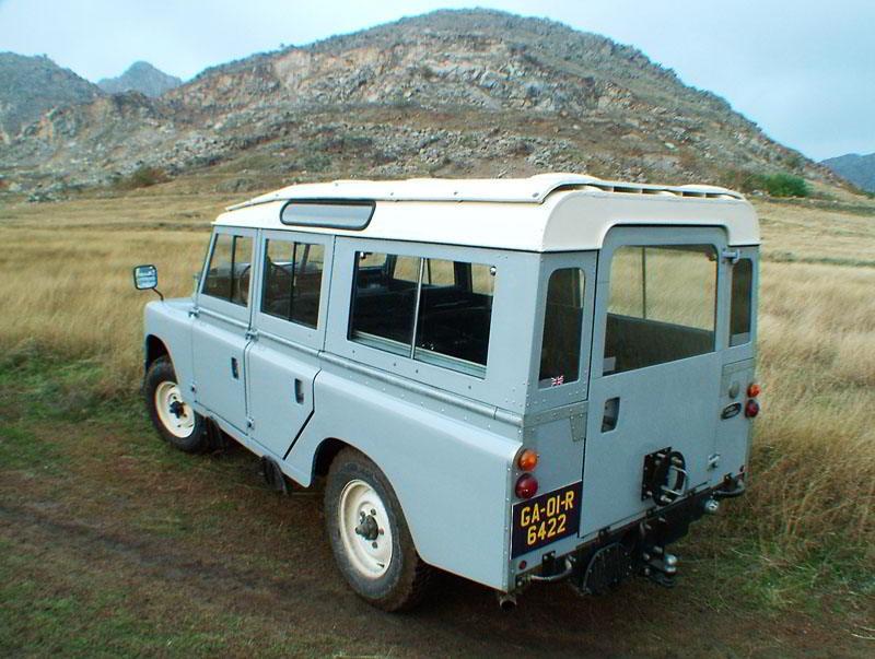 Land Rover Seria