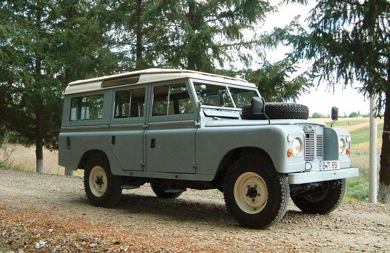 Land Rover Seria 2A
